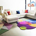 Giặt thảm trang trí nhà