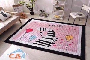 Giặt thảm tại nhà ở Nguyễn Chí Thanh