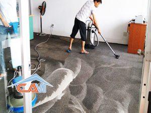 Giặt thảm văn phòng ở Hà Đông